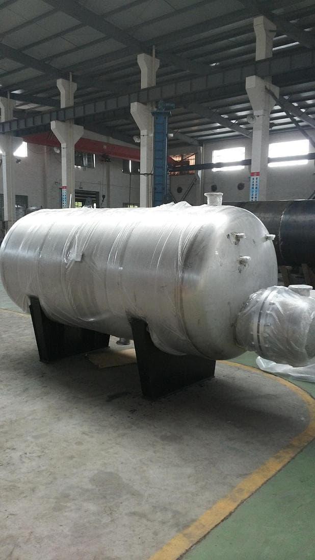 RV03卧式容积式换热器