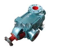 自贡125D25多级离心泵参数