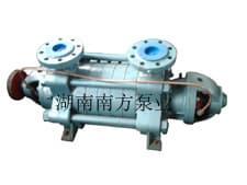 DG85-67多级锅炉给水离心泵