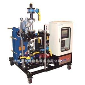 供应水-水换热机组
