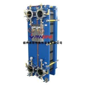 供應船舶專用板式冷卻器