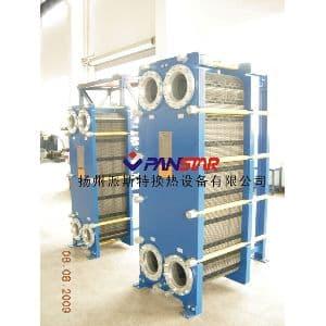 供应油冷却板式换热器