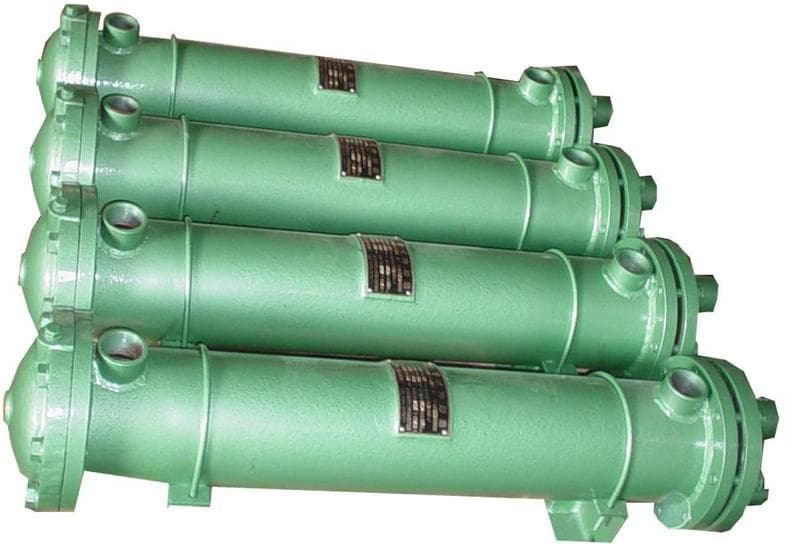 管式换热器2
