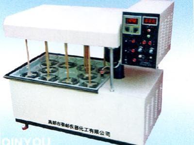 RCC系列型旋转挂片腐蚀试验仪