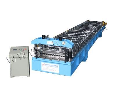波纹瓦压型机
