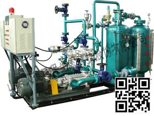 工业窑炉冷凝水回收装置