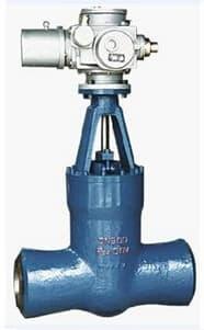 供应Z960Y高温高压电站闸阀