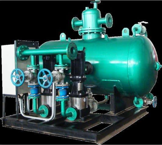 闭式凝结水回收器