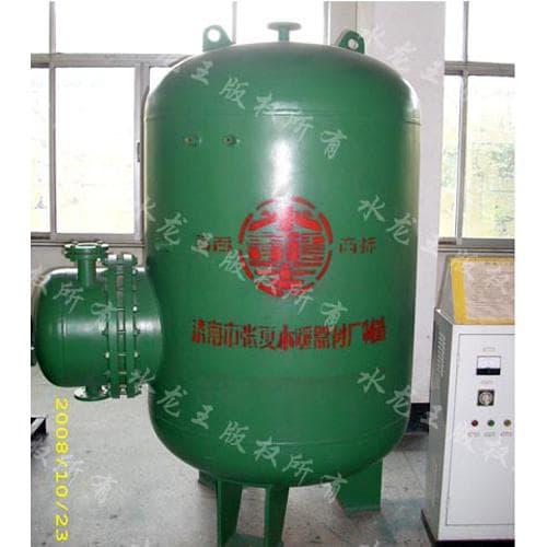 供应贮存式浮动盘管换热器