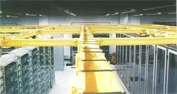 GS51-3型光纤走线槽道