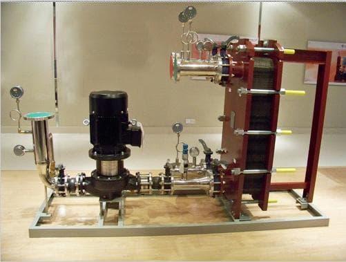 供应 板式换热机组