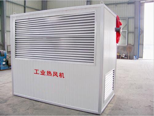 工業熱風機