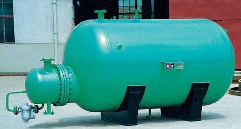 ML波纹管容积式换热器