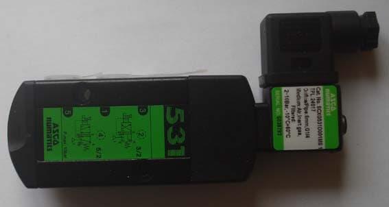 供应ASCO 531系列电磁阀