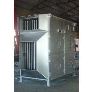 供應熱管氣水預熱器