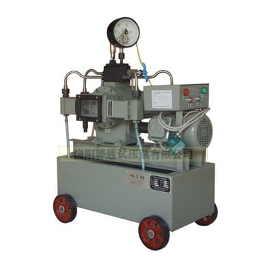 Z4DSY型试压泵