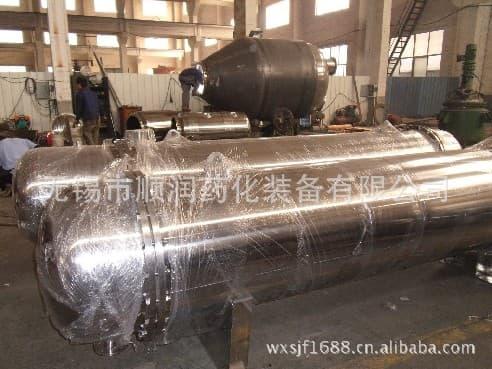 供应优质不锈钢列管式冷凝器