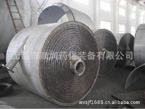 供应优质螺旋板式换热器