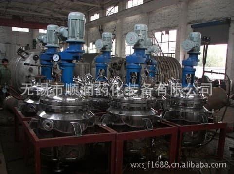 厂家专业生产不锈钢反应釜