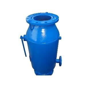 供应反冲洗除污器