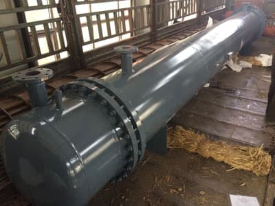 浮头管换BES700-120-4