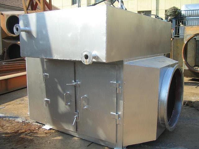 热管水加热器