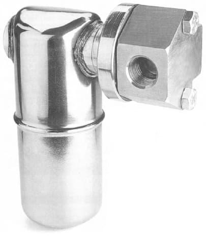 不锈钢倒置桶蒸汽疏水阀