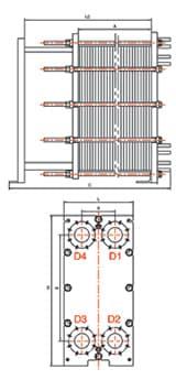供應長春蒸汽換熱器