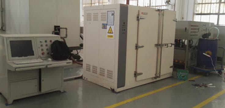 汽车空调系统组件高温脉冲试验台