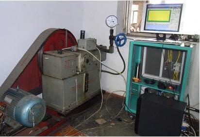 井口装置水压试验机