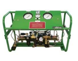 HASKEL呼吸级气体增压填充机
