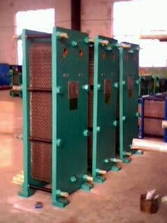 最專業板式換熱器生產廠家