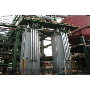 HNG系列炼铁高炉荒煤气热管散热器