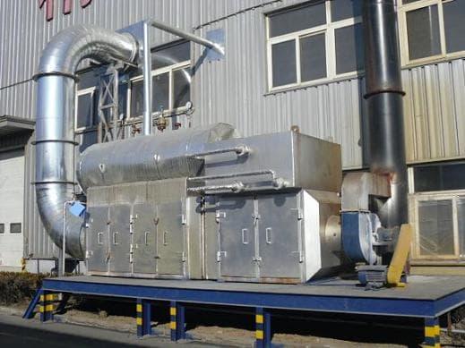 铝熔炼炉余热锅炉