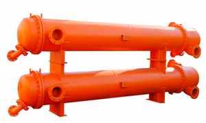 供应冲渣水专用换热器