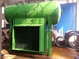 锅炉节能热管式余热发生器