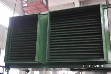 锅炉节能产品空气预热器