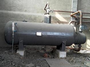 组合式蒸汽发生器