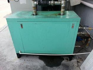 空压机余热回收装置