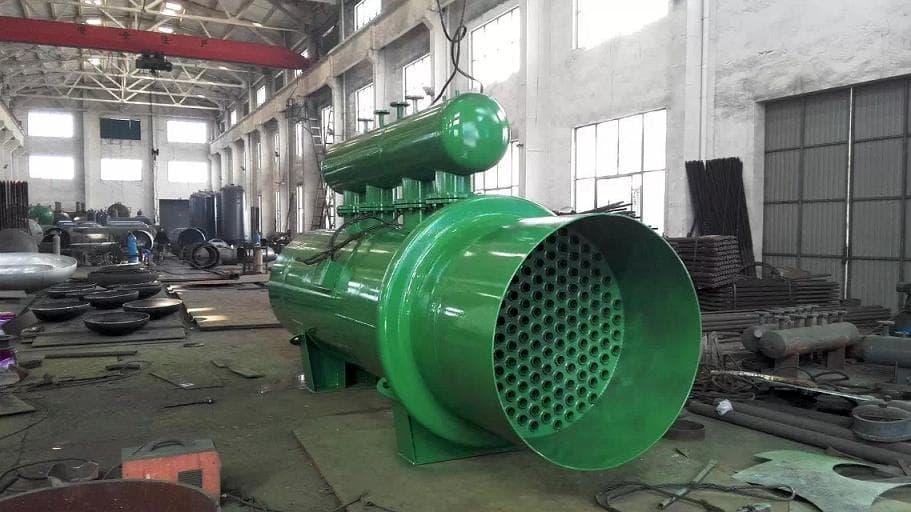 列管式空气预热器