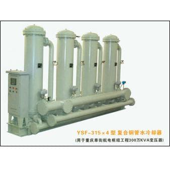 复合铜管水冷却器