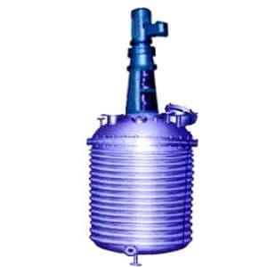 供应外盘半管式加热不锈钢反应釜