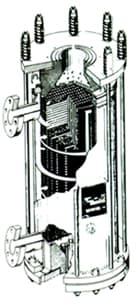 YKC型圆块孔式石墨换热器