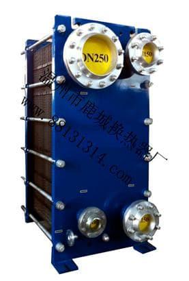 BHBR型半焊式换热器