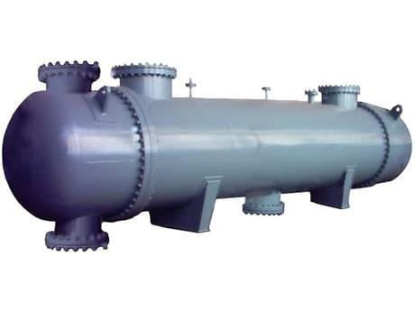 供應蒙乃爾浮頭式換熱器
