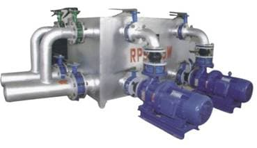 RPS智能型喷射式换热机组