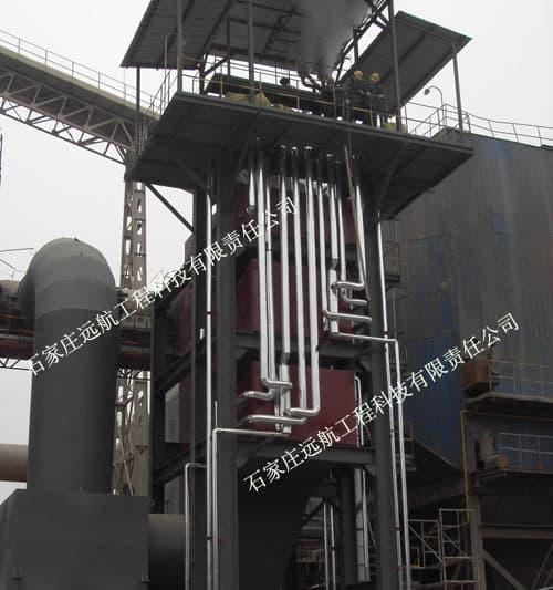 白灰厂回转窑专用余热回收装置