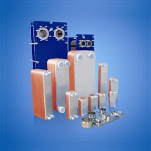 供应制冷用板式换热器
