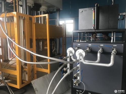 模温机清洗剂_导热油在线清洗剂