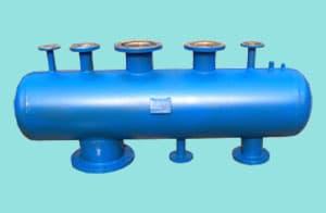 河北锅炉系统分汽缸